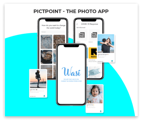 Pictpoint – The photo app